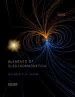 SADIKU: Elements of Electromagnetics 7e