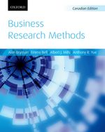 BRYMAN: Business Research Methods