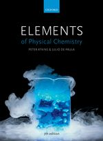 Atkins: Elements of Physical Chemistry