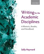 HAYWARD: Writing for the Academic Disciplines