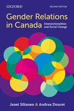 SILTANEN: Gender Relations in Canada