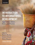 HASLAM: Introduction to International Development 3e