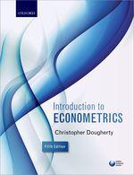 Dougherty: Introduction to Econometrics 5e