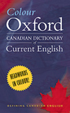 Colour Oxford Canadian Dictionary